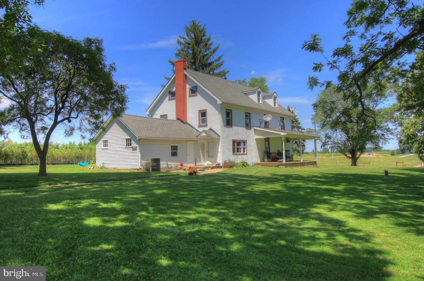 Farm for Sale at 3608 N LEIKE Road Parkesburg, Pennsylvania 19365 United States