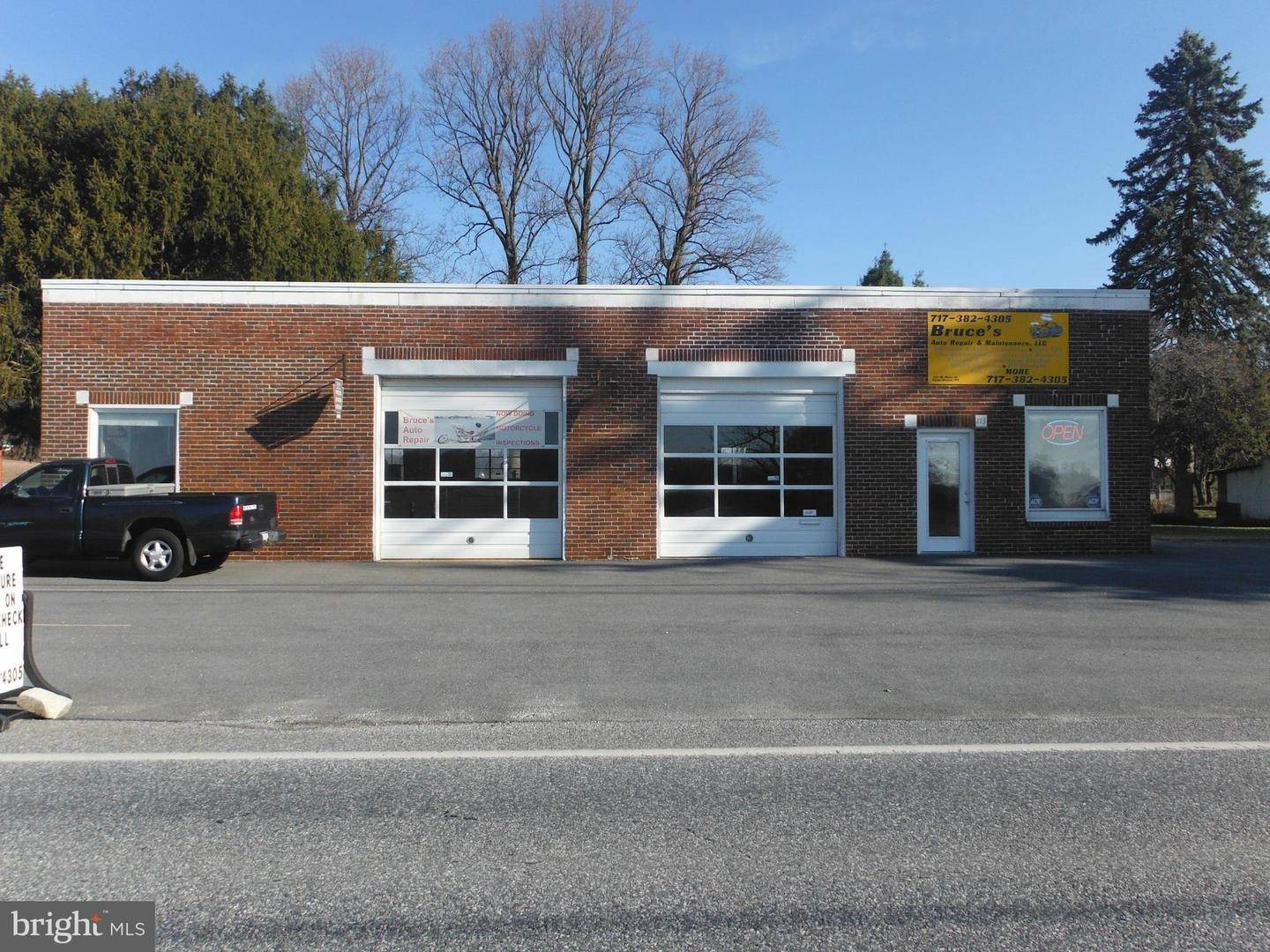 Commercial for Sale at 125 W MAIN Street Fawn Grove, Pennsylvania 17321 United States