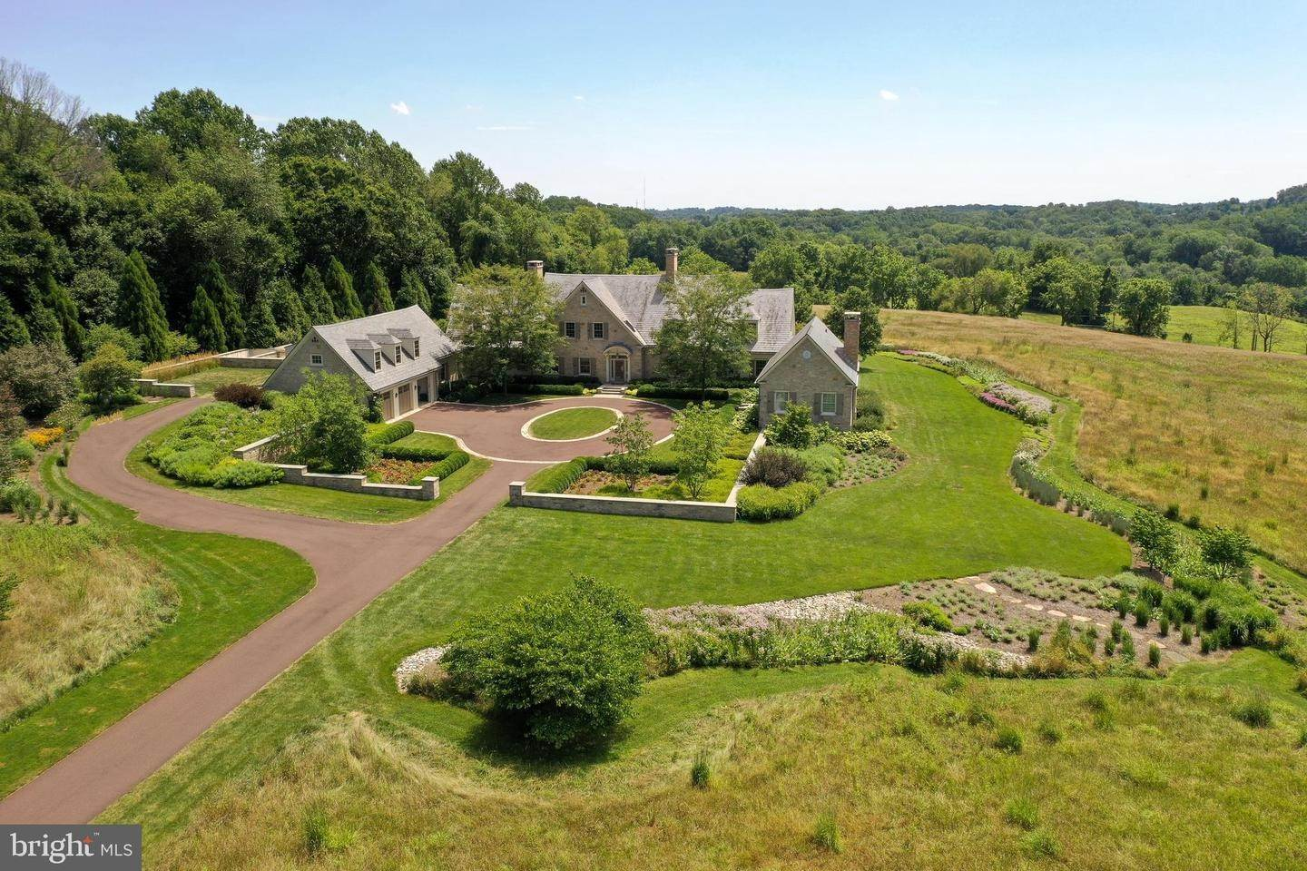 Residential for Sale at 799 GRUBBS MILL Road Berwyn, Pennsylvania 19312 United States