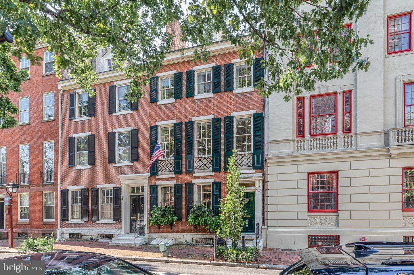 Residential for Sale at 530 SPRUCE Street Philadelphia, Pennsylvania 19106 United States