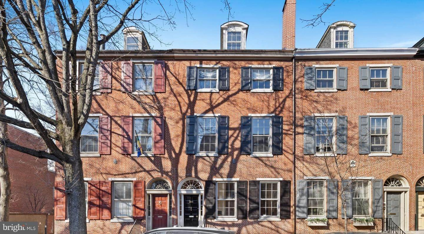 Residential for Sale at 315 SPRUCE Street Philadelphia, Pennsylvania 19106 United States