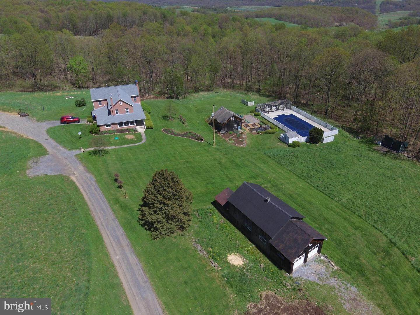 Residential for Sale at 503 ANDERSON ROAD Schellsburg, Pennsylvania 15559 United States