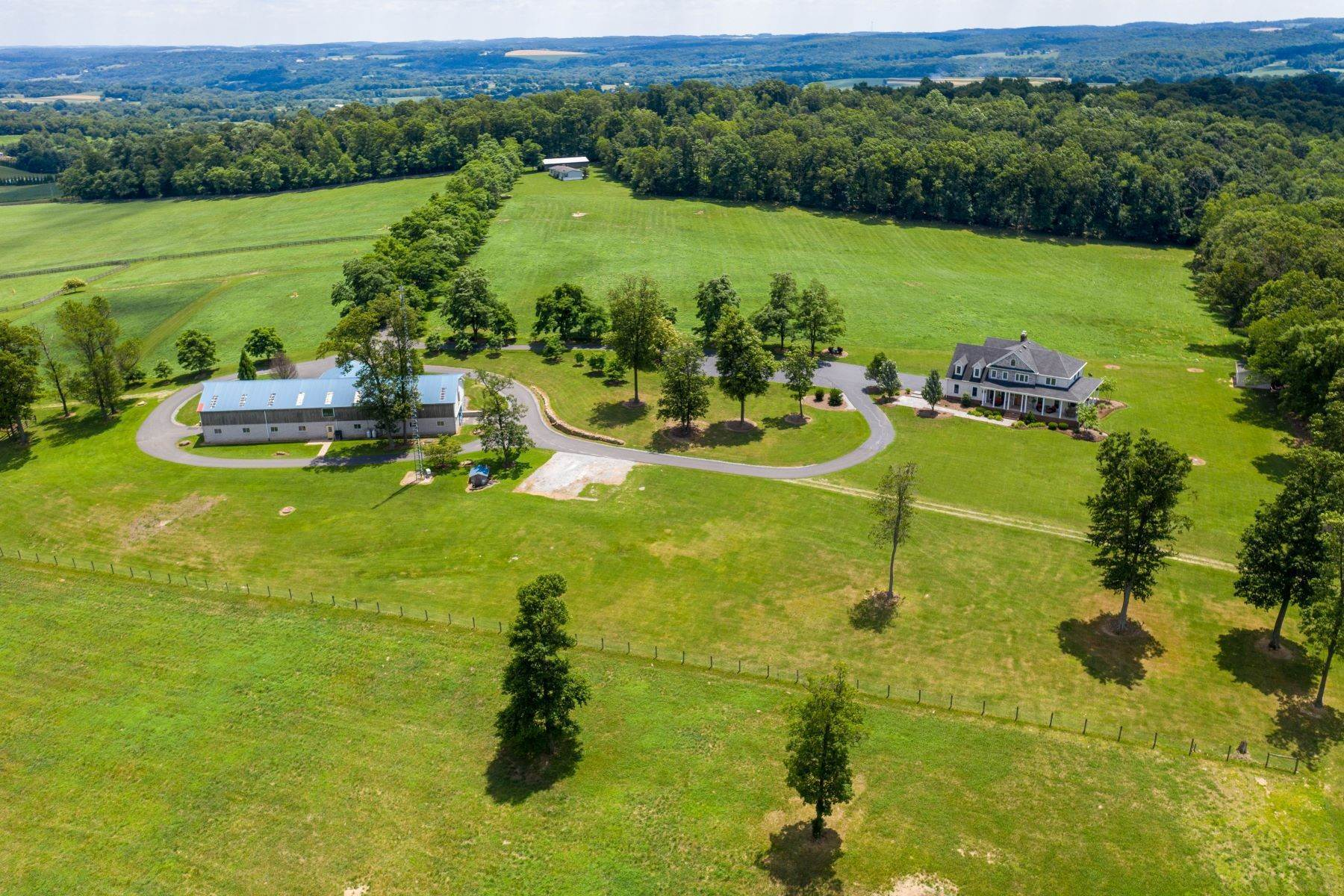 Farm and Ranch Properties por un Venta en 5470 Mount Pisgah Road York, Pennsylvania 17406 Estados Unidos